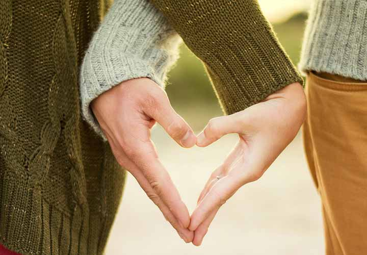 به عشق بینتان هیچ شکی ندارید