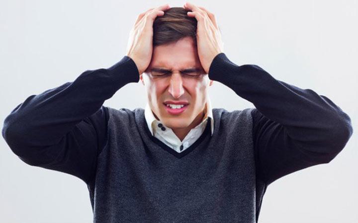 درمان سردرد - انواع سردرد