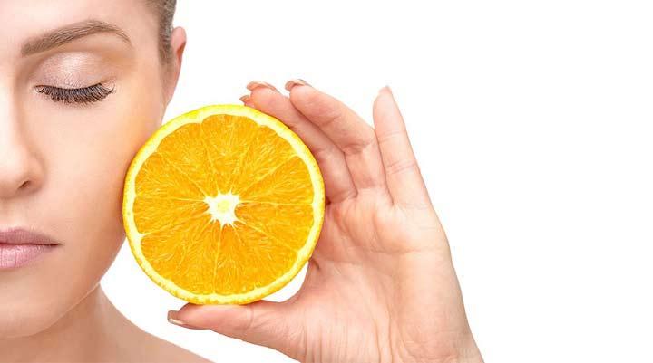 ویتامین C - بهبود سلامت پوست