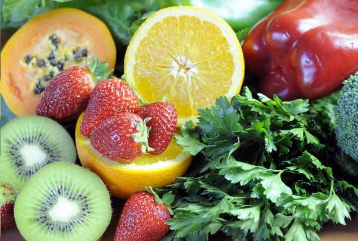 ویتامین C - میوههای حاوی ویتامین C