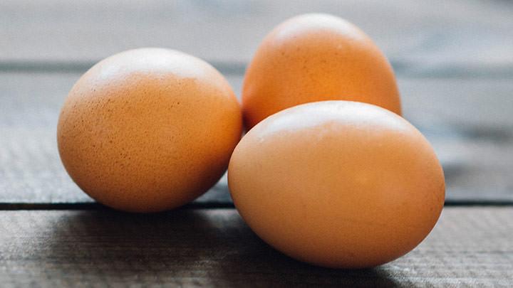 تخم مرغ سرشار از پروتئین