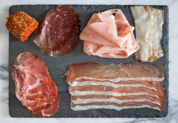 گوشتهای فراوریشده - درمان خانگی سردرد