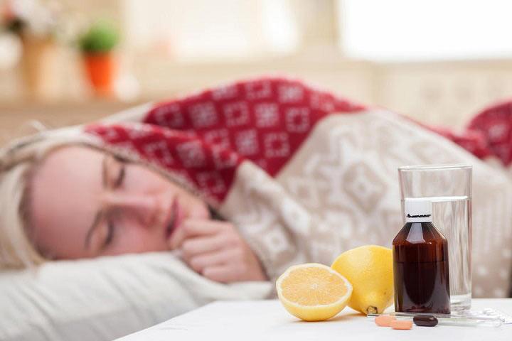 ویتامین C - مبارزه با سرماخوردگی و آنفوانزا