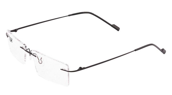 راهنمای انتخاب عینک - چهره مثلث رو به بالا