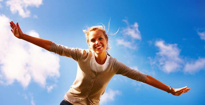 از دست دادن انگیزه زن پر انرژی