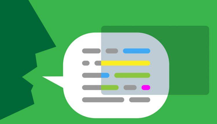 آموزش ساخت نرم افزار تبدیل گفتار به متن