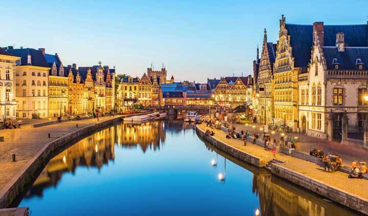 آسان ترین کشورها برای مهاجرت: بلژیک