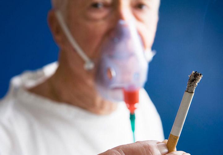 بیماری مزمن انسدادی ریه - آسم