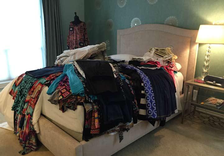 آداب معشرت برای خانم ها - اتاق تعویض لباس
