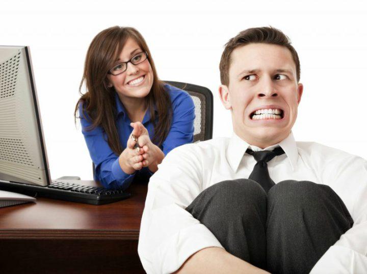 مصاحبه کاری - استرس