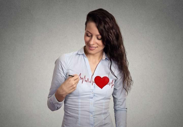 کمک به سلامت قلب از خواص تخم کدو است.