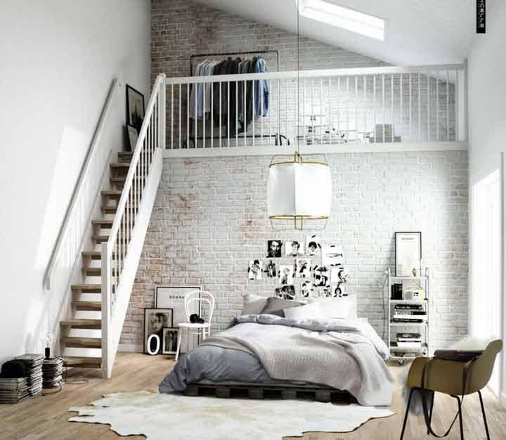 سادگی طرحهای اسکاندیناوی در دکوراسیون اتاق خواب