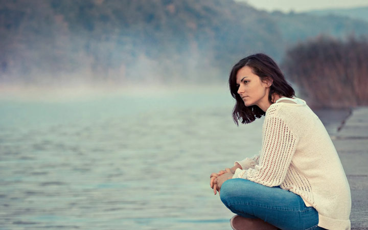 اینکه افراد افسرده بینظم و ژولیده هستند اشتباه است