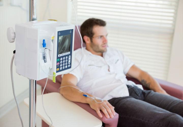 شیمی درمانی - سرطان غدد لنفاوی