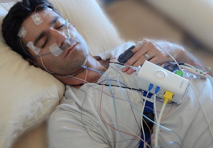 پلیسومنوگرافی - اختلالات خواب