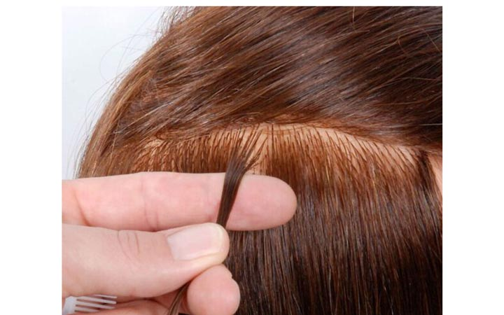 کراتین چیست - کراتینه کردن مو