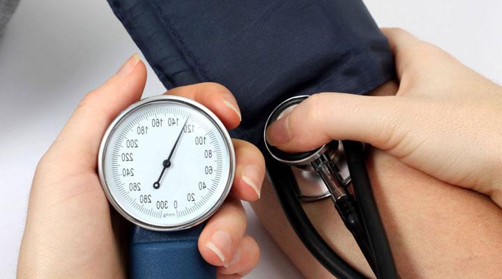 فشار خون پایین- انگشتان سرد
