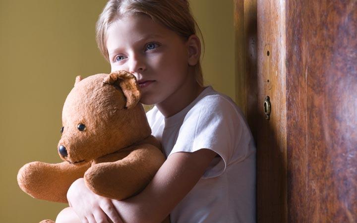 اجازه ندهید کودک به خاطر رفتارهایش احساس گناه کند
