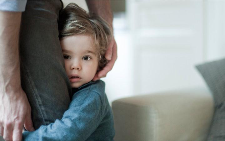 کودک یک ساله - اضطراب جدایی