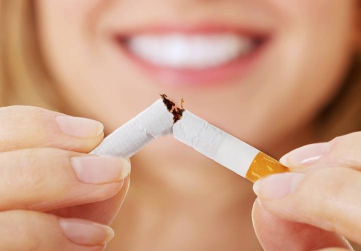 مصرف سیگار موجب بروز یا تشدید خس خس سینه می شود.