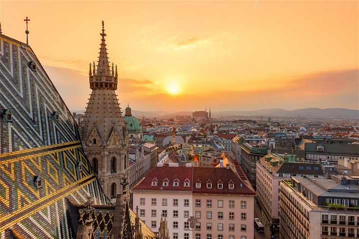 وین، اتریش، بهترین کشورها برای مهاجرت