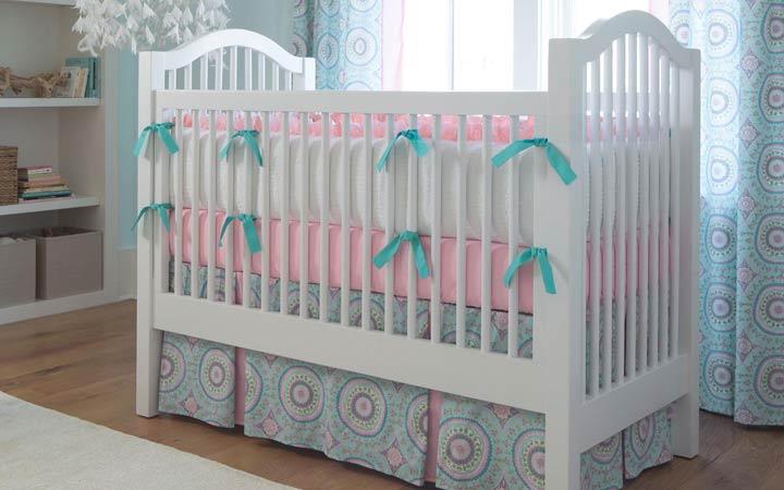 دکوراسیون اتاق نوزاد - تختخواب نوزاد