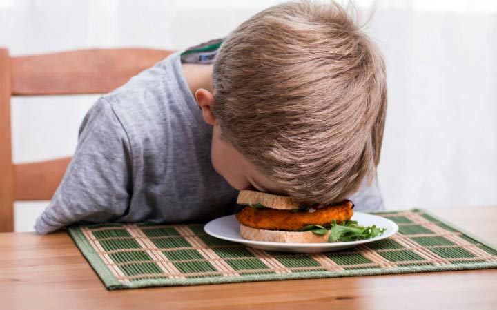 کودکان بدغذا