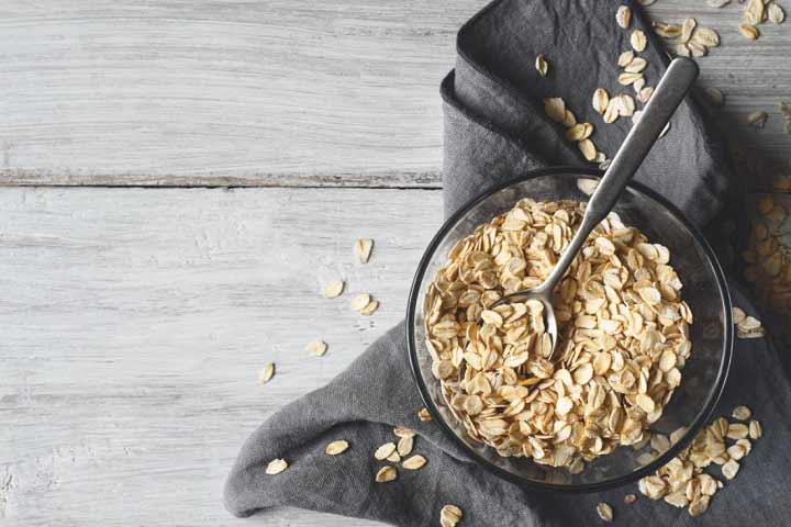 غذاهای انرژی زا - جوی دوسر