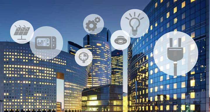 اینترنت اشیا - مدیریت ساختمان