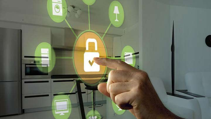 اینترنت اشیا - امنیت اینترنت اشیا