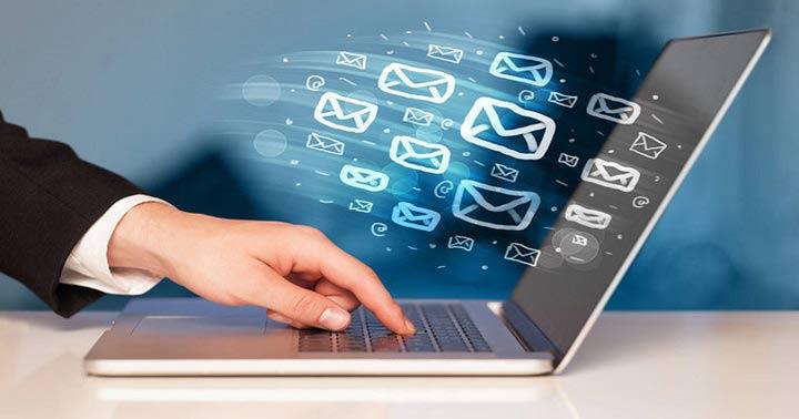 همکاری در فروش - بازاریابی ایمیلی