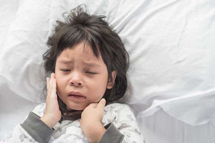 شب ادراری - درمان خانگی شب ادراری کودکان