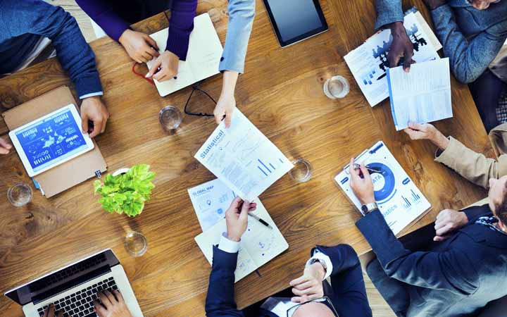 تعیین اهداف در برنامهریزی پروژه یکی از مراحل مدیریت پروژه