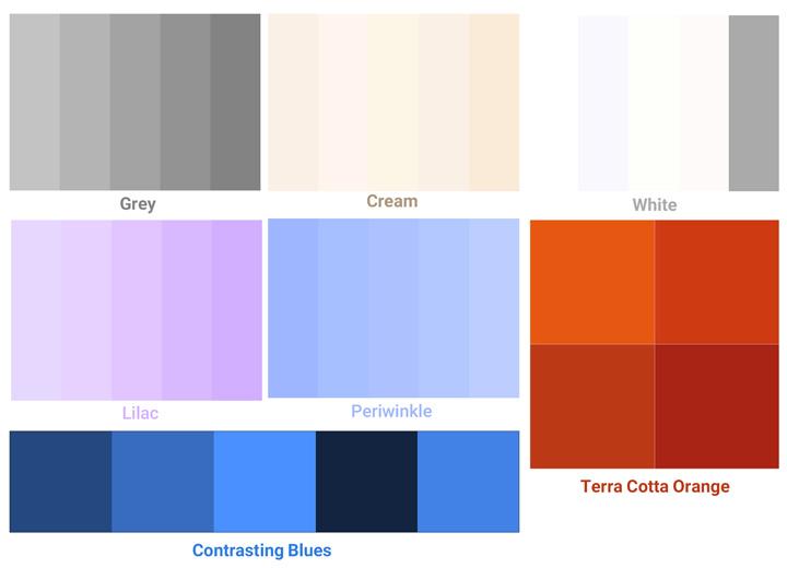 پیشنهاد متخصصان برای همراهی با رنگ سال 2018