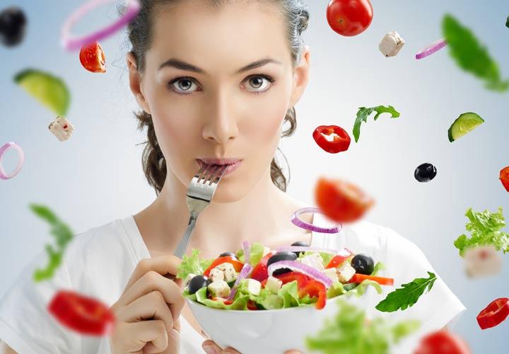 با ذهن آگاهی غذا بخورید