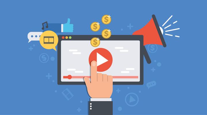 بازاریابی ویدئویی در دیجیتال مارکتینگ