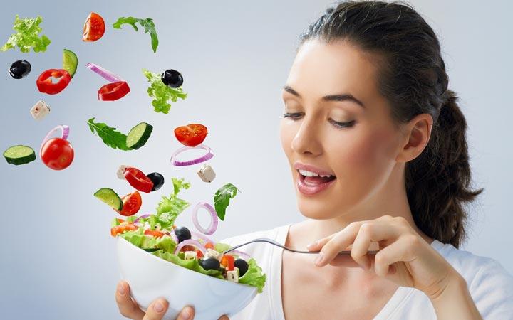 بهترین رژیم غذایی برای پوستی زیبا