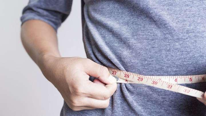 حفظ وزن کنونی برای لاغری با ورزش ضروری است