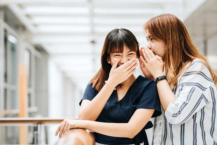 مثبتاندیشها پشت سرِ دیگران، حرفهای خوبی میزنند.