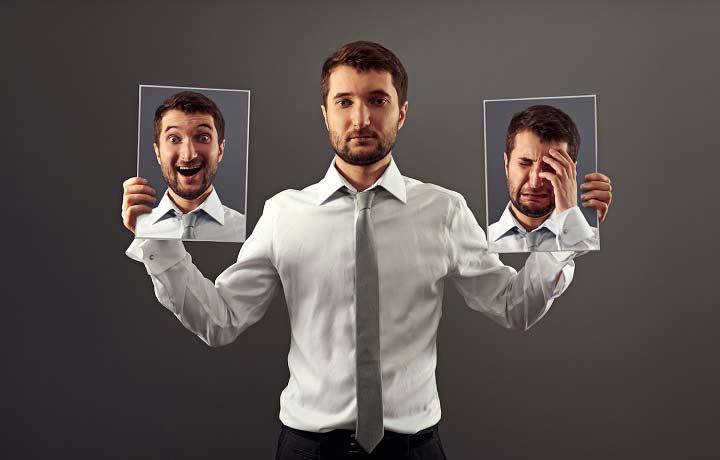 احساسات منفی - احساسات منفی در برابر احساسات مثبت