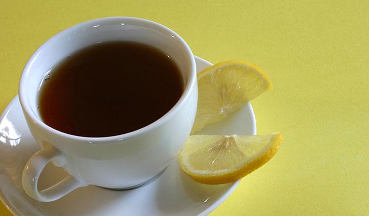 هورمون استرس - نوشیدن چای سیاه