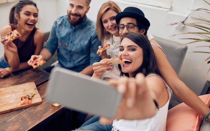 ۸۸ درصد آمریکاییها به شبکههای اجتماعی دسترسی دارند
