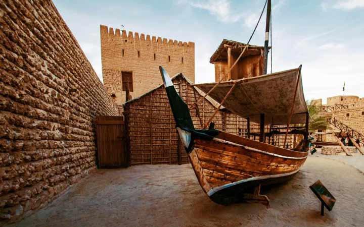 موزه دوبی ـ جاهای دیدنی دوبی