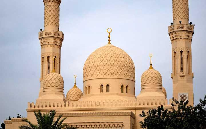 مسجد جمیرا ـ جاهای دیدنی دوبی