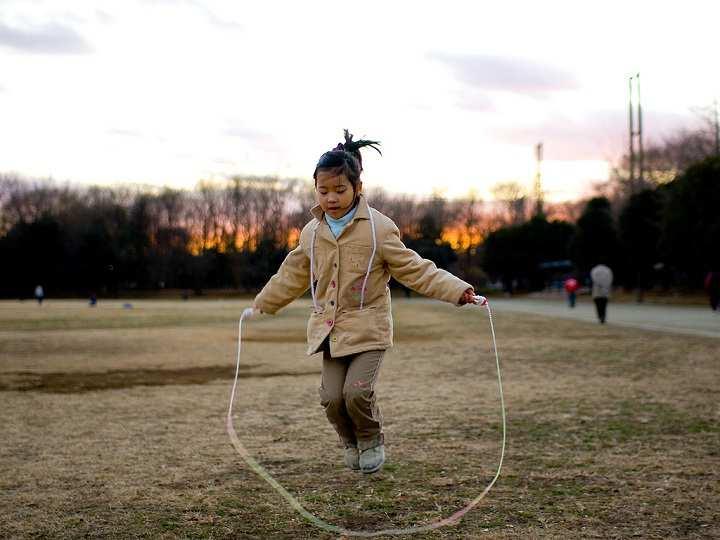 طناب زدن می تواند به افزایش توانایی دویدن شما هم کمک کند