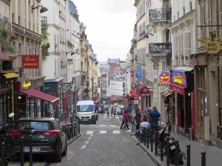 بازار خیابانی با قدمتی ۲۰۰ ساله - جاهای دیدنی پاریس