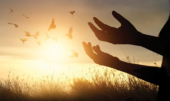 هورمون استرس - توجه به معنویات