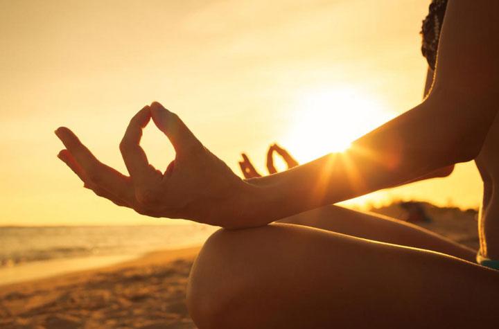 هورمون استرس - تمرینات مدیتیشن