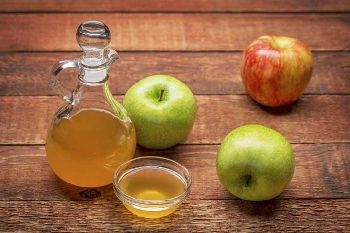 سرکه سیب - حقایق و اطلاعات