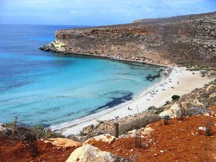 زیباترین سواحل دنیا ، ساحل خرگوش